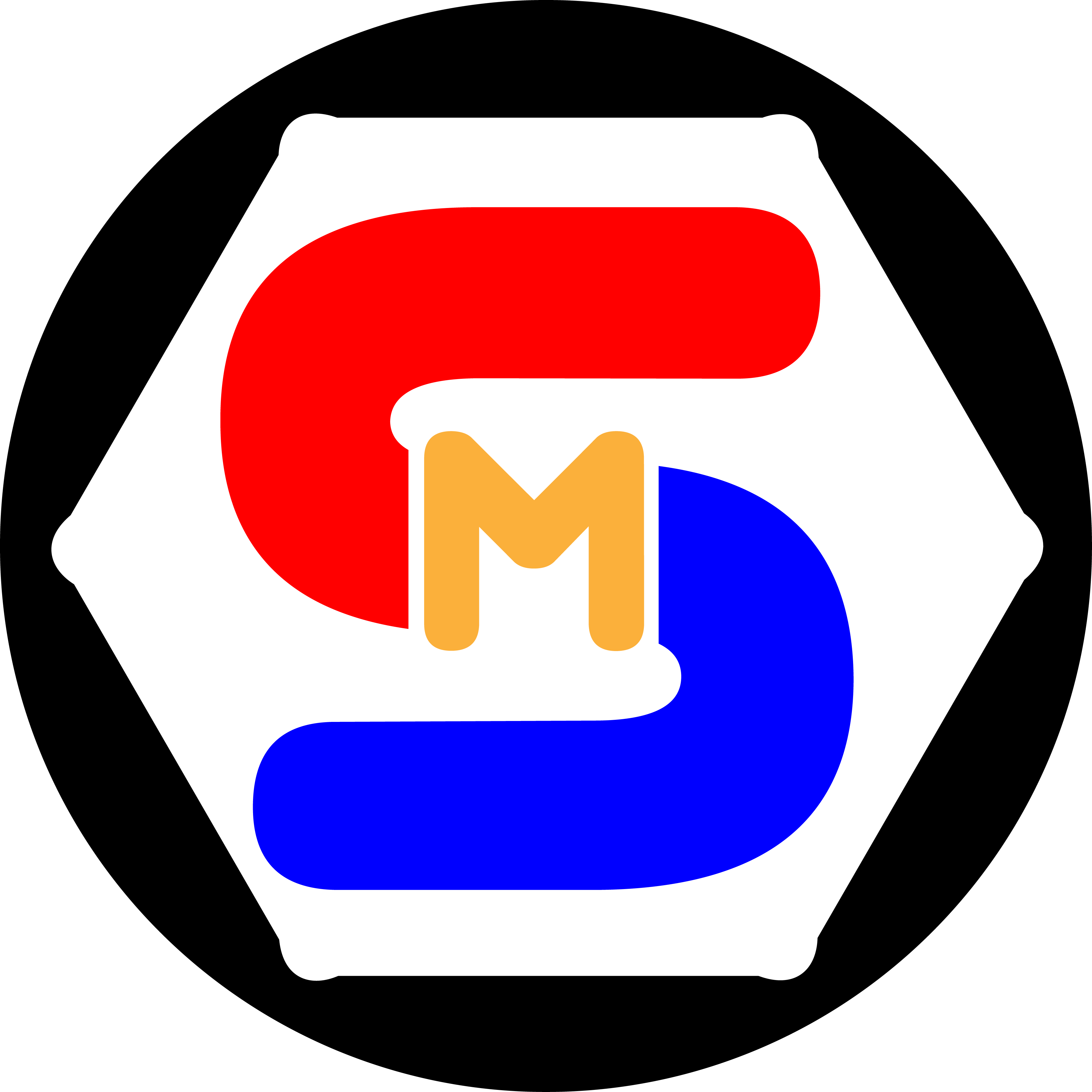 Master Specialists Logo, A socket, with metric and standard colors, and a touch of special